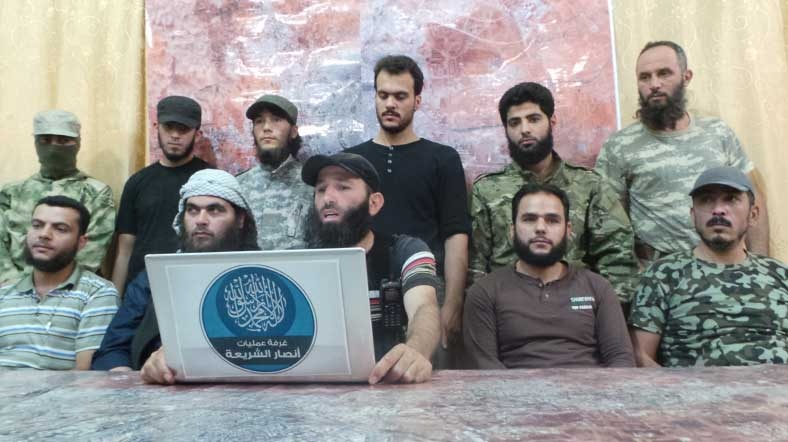 Syrian oppositions launch Aleppo operation