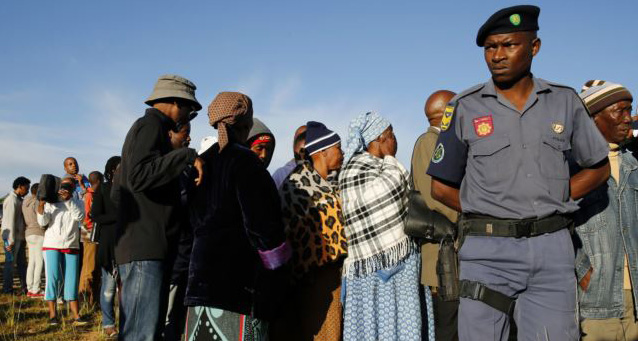 SAfrican leaders meet to discuss Lesotho crisis