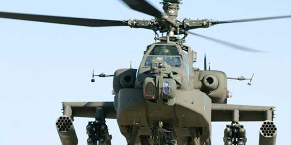 US Army advisers explore operation sites in Iraq