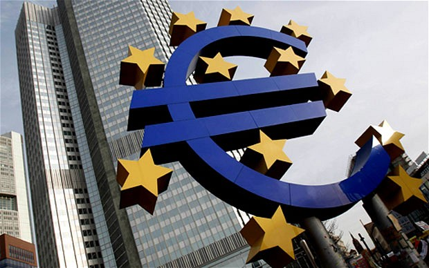 Eurozone bank lending terms eased in 2016