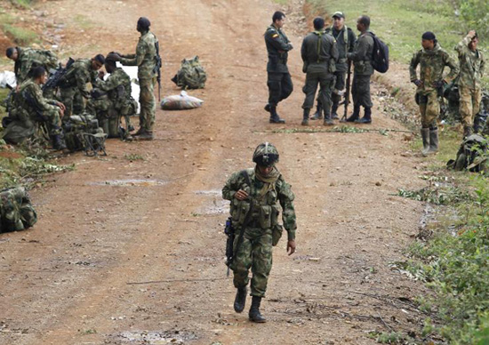 Colombian rebels to call unilateral cease-fire