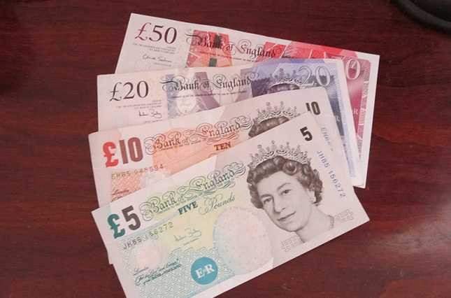 Sterling suffers ahead of UK austerity budget