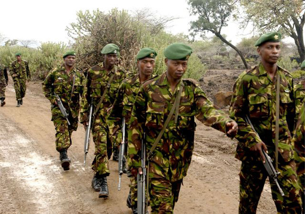 Kenyan police issue bounty for 5 terror suspects