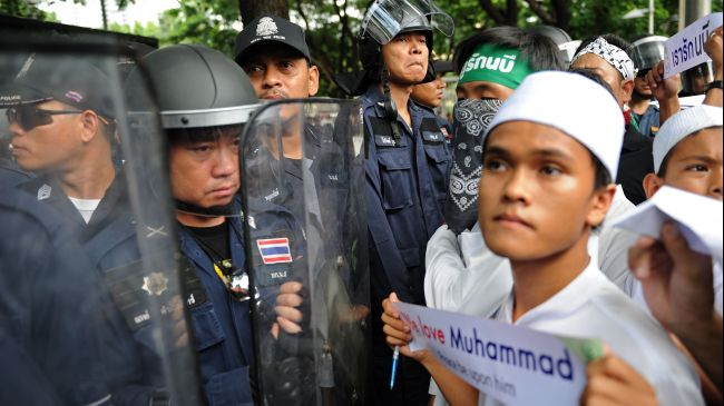 Observers doubtful of new Thai policy in Muslim south