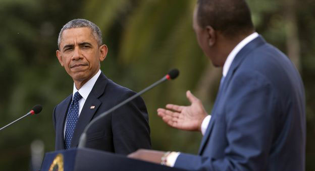 No plan to influence Kenya's 2017 elections says US....