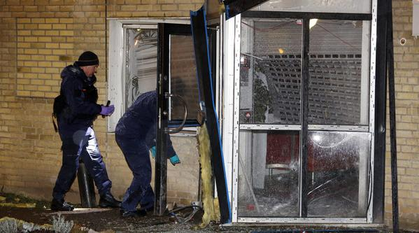Swedish city rocked by fourth grenade attack in a week
