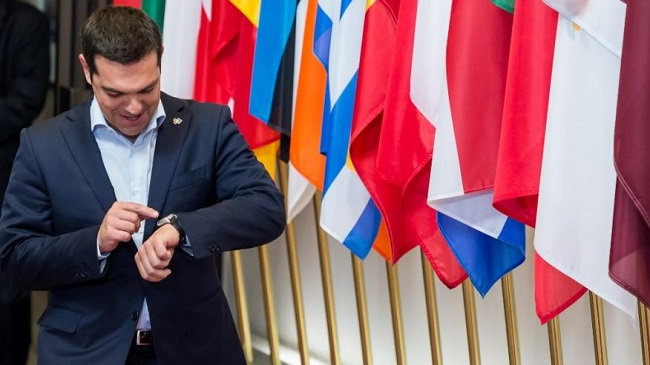 IMF must stay, Grexit risk not over: EU