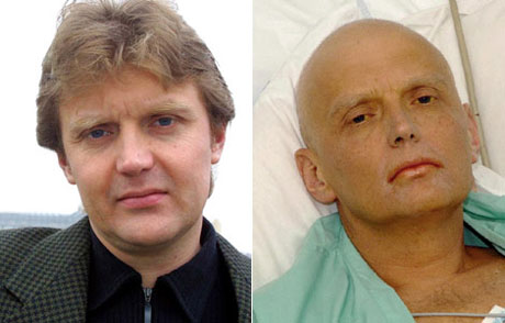 Ex-KGB agent's radiation may have harmed Londoners