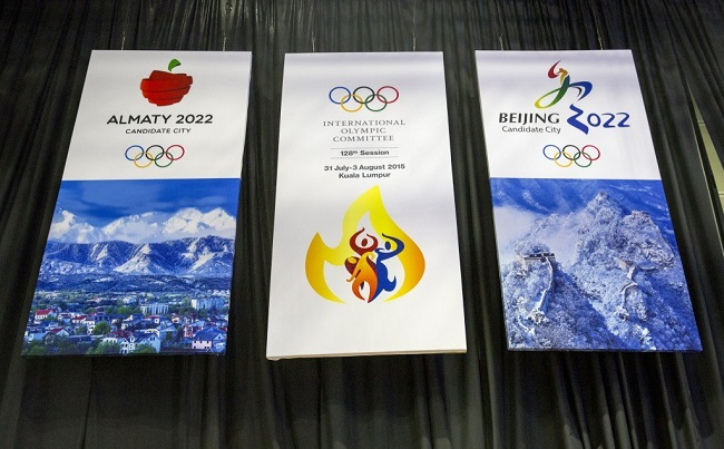 Beijing, Almaty to learn 2022 Winter Olympics fate today
