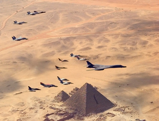 Egypt extends armed forces for 6 months in Gulf, Red Sea