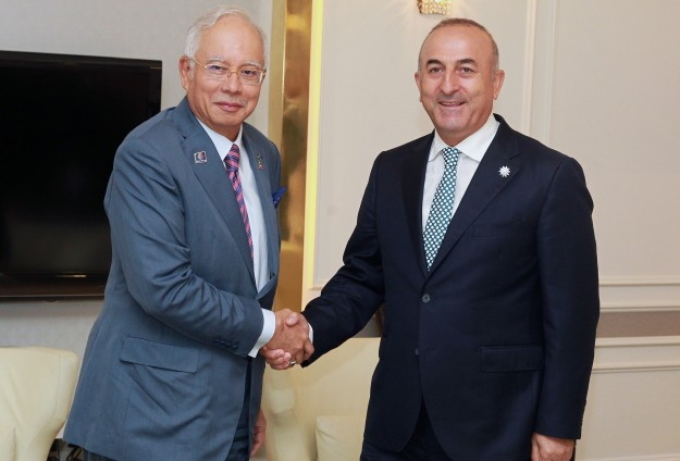 Malaysia PM tells ASEAN to be confident in the future