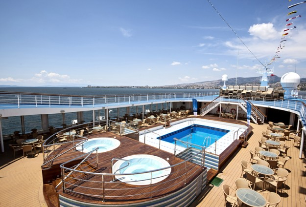 Turkey's first 'halal' cruise caters for growing market