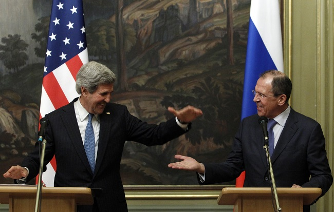 US, Russia to work together against ISIL
