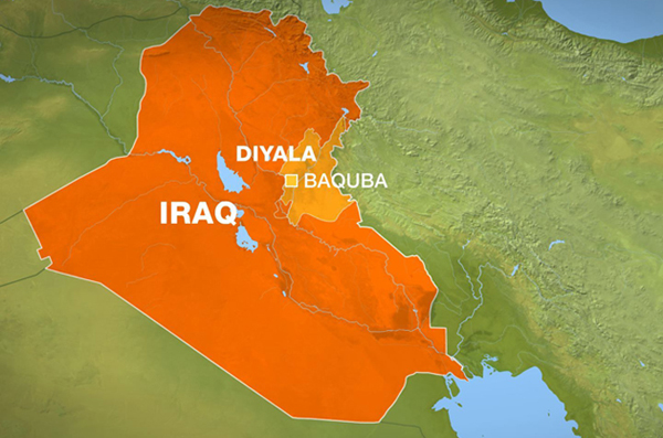 Iraqi security forces kill 3 ISIL terrorists in Diyala