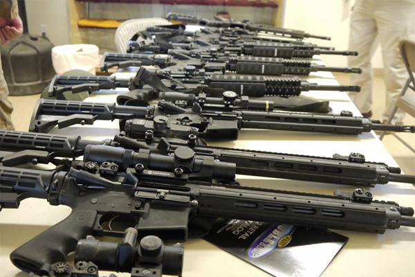 Spanish arms sales to ME include no re-sale clause