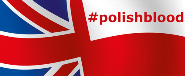 Polish migrant protest in UK goes online