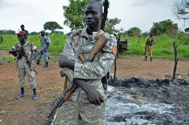 South Sudan army says it killed 16 extremist fighters