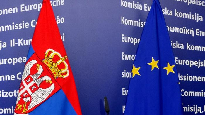 EU to start accession talks with Serbia 'very soon'