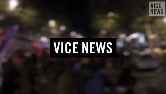 Vice News journalists detained in southeast Turkey