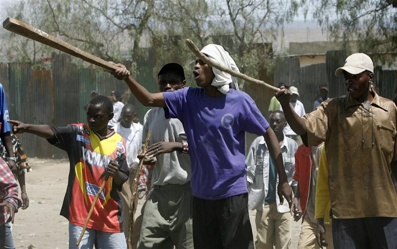 Two dead in Kenya poll protests: police, health official