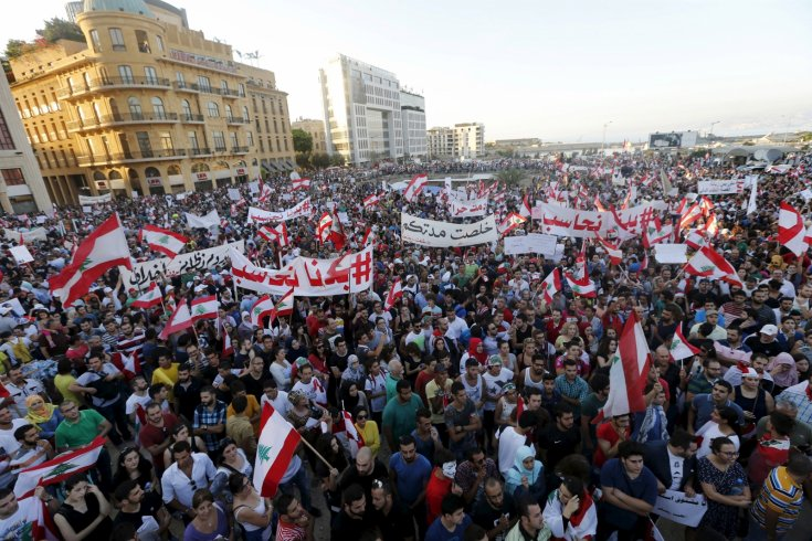 'You Stink' campaigners gear up for more Lebanon demos