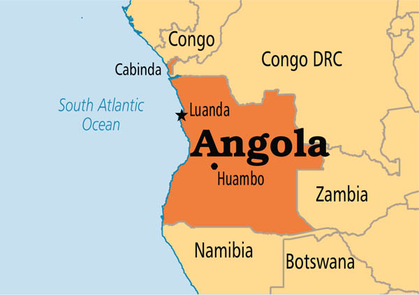 Angolan opposition parties file complaint on election result