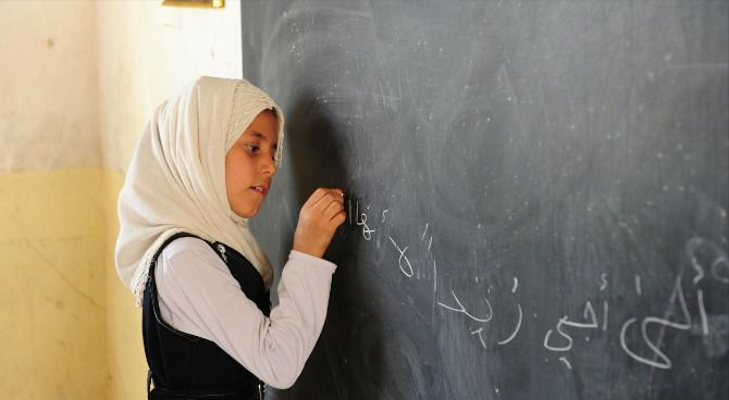 13 million children denied education by Mideast conflicts