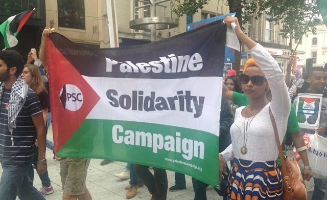 Call made for protests against Netanyahu's visit to UK