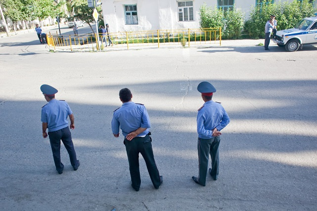 Trial of Tajikistan opposition party officials begins