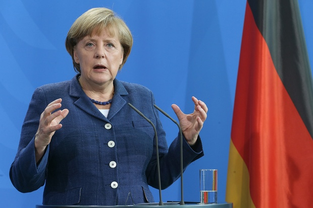 Merkel stresses conditions for EU-Turkey refugee deal