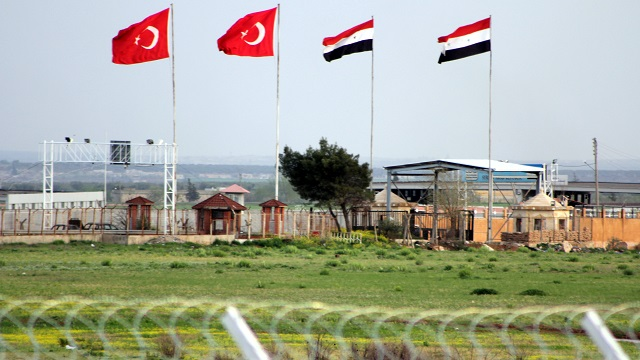 Turkey: one 'ISIL fighter' killed on Syria border