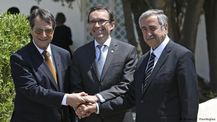Cyprus rivals to step up UN talks