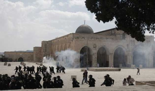 The Zionist plan for Al-Aqsa Mosque