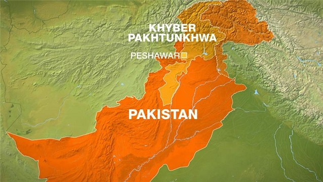 Pakistan air force base attacked