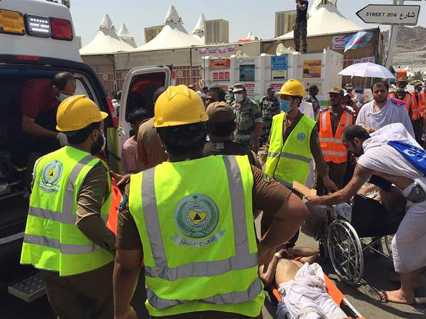 More than 717 people killed in Hajj crush