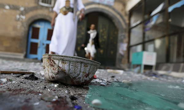 Amnesty urges US, UK to halt arming Saudi in Yemen