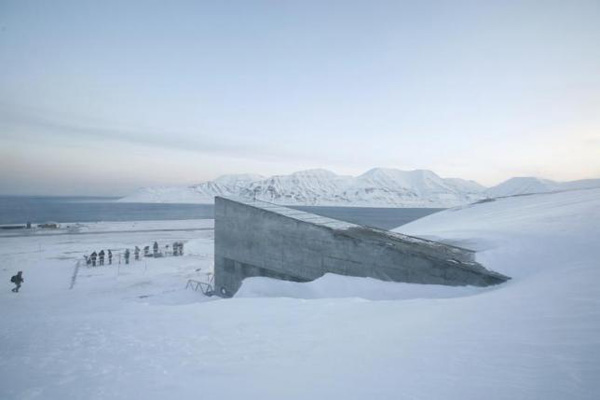 Norway to boost defences of 'doomsday' seed vault