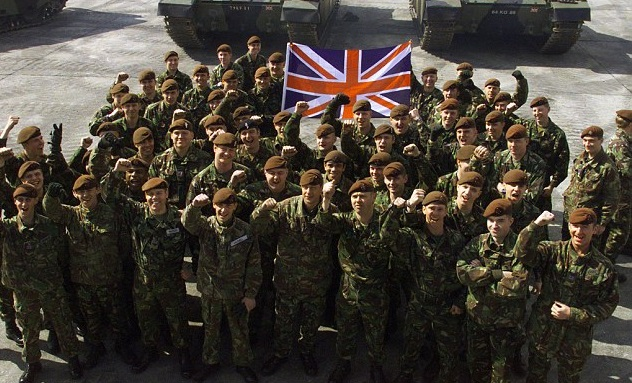 Britain to send troops to Somalia for training