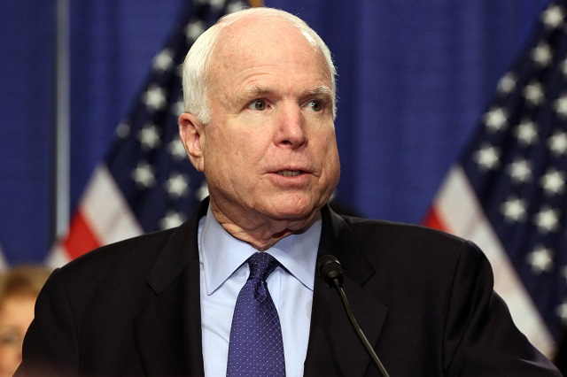 No change in US Kashmir policy: US' McCain