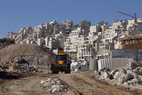 Amman, Cairo back Palestine after Israel settlement law