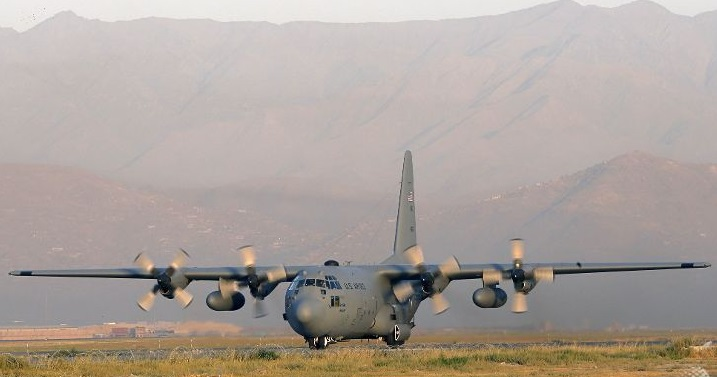 Afghan Taliban claims to shoot down US military plane