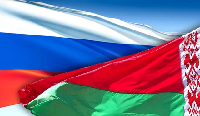 Belarusians protest against Russian airbase
