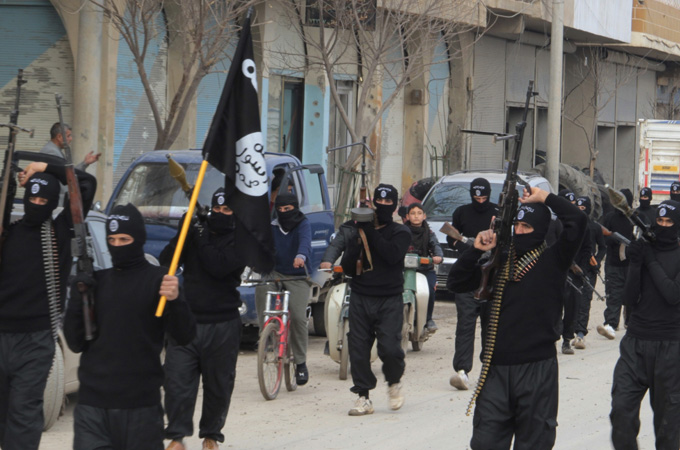 ISIL loses ground to Kurd-led fighters in Syria