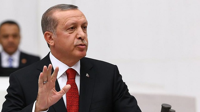 President Erdogan vows to enhance ties with Africa