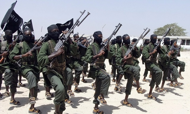 Kenya police in firefight with al-Shabaab