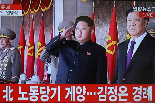 N.Korea leader says forces can 'fight any war' with US