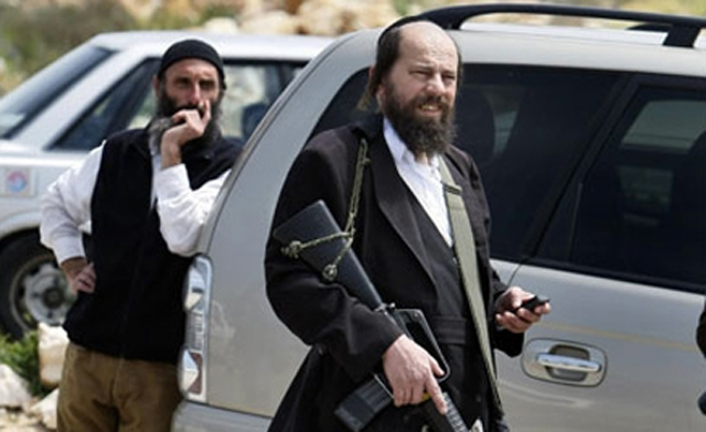 Jerusalem mayor urges residents: 'Carry your weapons'
