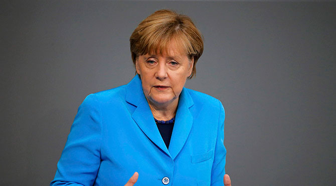 German Chancellor Merkel: 'Islam belongs to Germany'