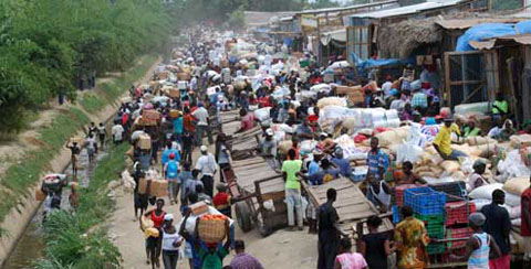 Dominican traders to reopen bilateral market with Haiti
