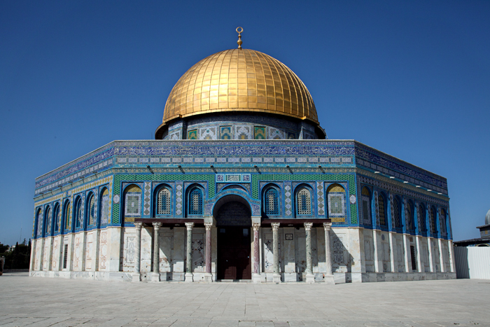 Islamic authority decries Jewish 'rituals' at Al-Aqsa